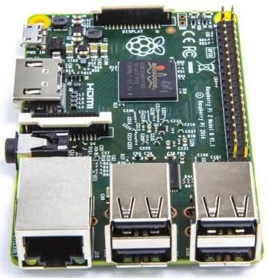 Raspberry Pi 2 SBC