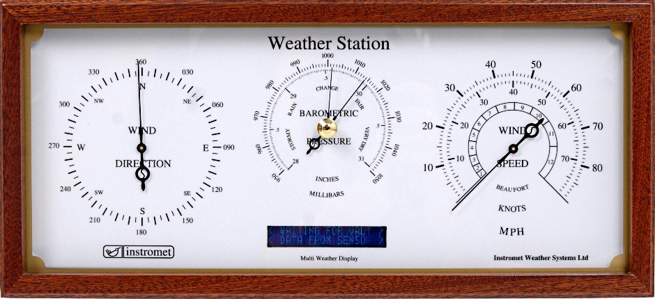 Instromet Climatica weather station - Prodata Weather Systems