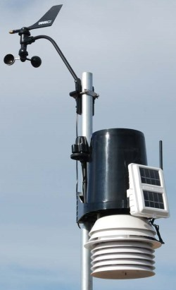 VP2 Supplementary Sensors and Stations - Prodata Weather Systems