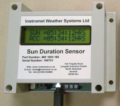 2017 model Instromet Sun Display